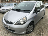 ✿55-Reg Honda Jazz 1.2i-DSI S ✿ONE LADY OWNER ✿LOW MILEAGE✿