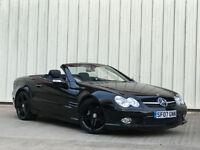 2007 Mercedes-Benz SL350 3.5 7G-Tronic SL350 AMG SPEC -FINANCE AVAILABLE PX SWAP