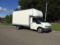2005-05-Reg ford transit 350-115ps 2.4TD 14ft long jumbo Luton Free same day door to door delivery