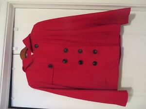 Gorgeous Red Coat - Perfect for those Christmas parties St. John's Newfoundland image 1