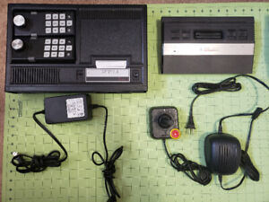 Coleco and Atari parts systems and games