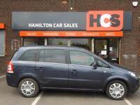Vauxhall Zafira 1.6i 16v VVT Exclusiv - 1 Yr MOT, Warranty & AA Cover