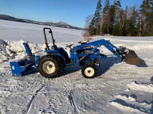 2008 New Holland TC 30 Tractor