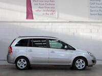 2013 VAUXHALL ZAFIRA 1.7 CDTi ecoFLEX Exclusiv [110] 5dr MPV 7 Seats