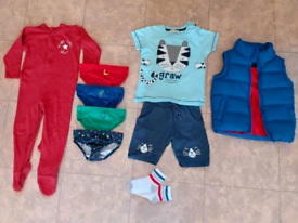 Set for a boy for 2-3 years