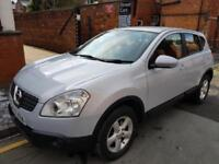 2008 [08] NISSAN QASHQAI 2.0 ACENTA (LOW RATE FINANCE APPLY ONLINE)