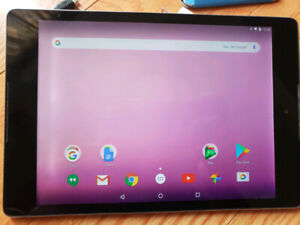 Nexus 9 tablet - Dual Speaker