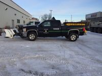 Snow Removal/ Sanding, Excavating, Aggregate Sales, Landscaping