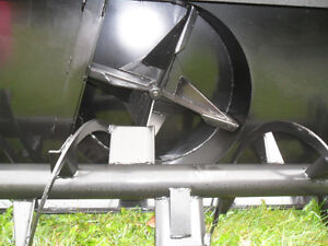 """NEW 3 point hitch SNOW BLOWERS, 50"""" - 80"""" sizes FREE SHIPPING Prince George British Columbia image 4"""