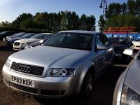 Audi A4 Tdi 1.9 diesel auto full service history