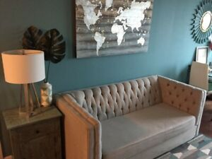Condo Dining and Couch Set
