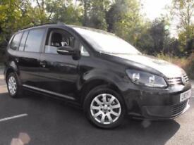 2013 Volkswagen Touran 1.6 TDI S DSG 5dr (7 Seats)