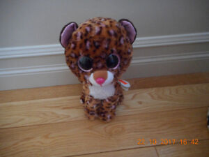 Beanie Boo Leopard Patches