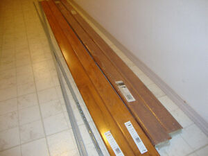 Armstrong Flooring - nosing for laminate - Cherry Wood (H56C4)
