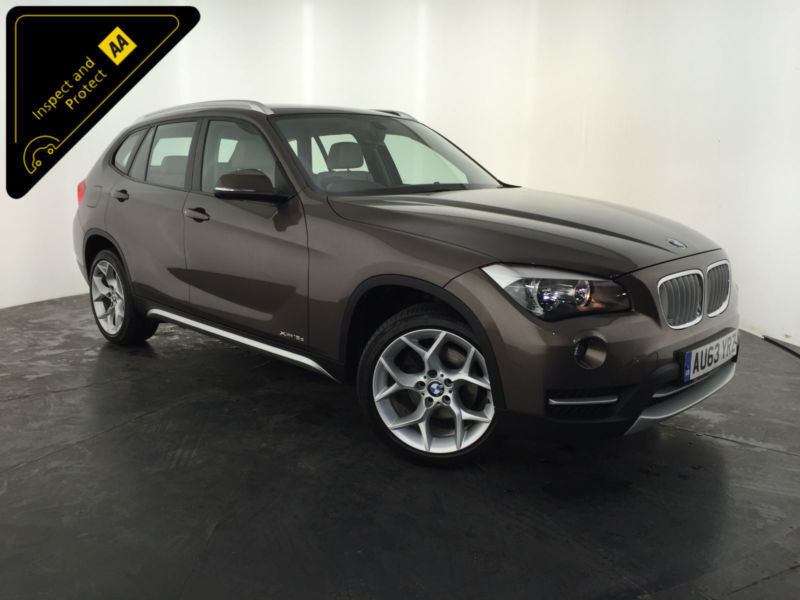 2013 63 BMW X1 XDRIVE18D XLINE DIESEL 4WD 1 OWNER SERVICE HISTORY FINANCE PX
