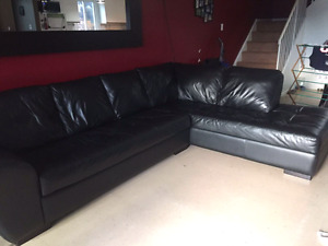 A curious smelling couch for sale