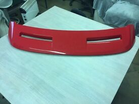 Genuine Ford Focus ST/ ST225 Rear Spoiler in Colorado Red Must Go!