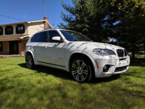 BMW X5 mpackage 2013 98000 Km