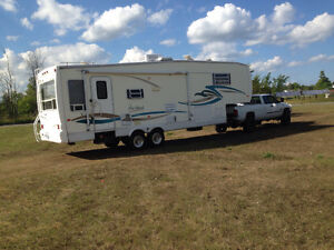 2003 Gulf Stream 5th wheel FORSALE/TRADE