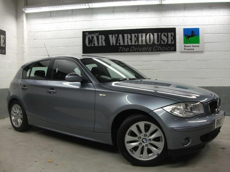 2007 bmw 1 series 118d se manual hatchback in bedminster. Black Bedroom Furniture Sets. Home Design Ideas