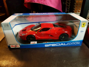 1/18 Die Cast For Sale. Ferrari