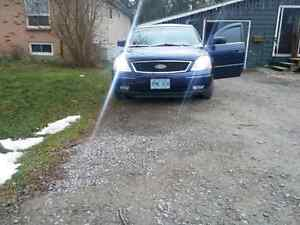 05 ford five hundred fs or trade