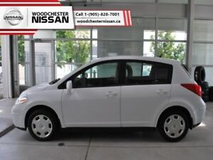 2009 Nissan Versa 1.8 S  - $68.32 B/W - Low Mileage