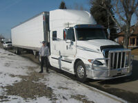 US Capable driver with Reefer experience