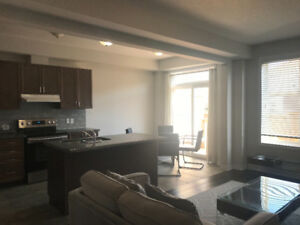 1 year,furnished 3 bedrooms town Ancaster or rent no furniture
