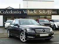 2012 Mercedes-Benz C Class 1.8 C180 BlueEFFICIENCY Sport 7G-Tronic 4dr