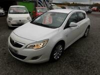 2010 Vauxhall Astra SE 1.7 CDTI DIESEL-6 SPEED-HALF LEATHER-ALLOYS-CHEAP TAX DIE