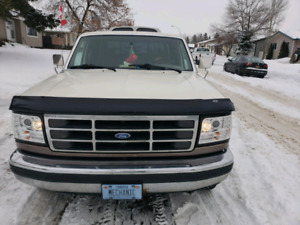 1992 Ford XLT Extended Cab two wheel drive
