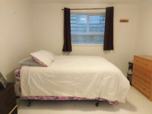 Sublet Private Bedroom in two bedroom suute