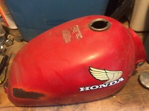 75 76 77 Honda MR175 ELSINORE Gas Tank Regina Regina Area image 1