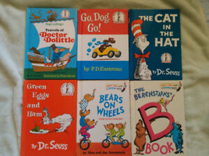 Dr.Seuss (and others) Beginner books
