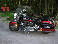 Yamaha Royal Star Touring Deluxe - Low Mileage, Mint Condition