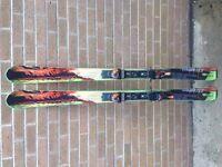 Nordica Steadfast Skis 170cm Marker Bindings