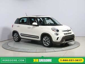 2015 Fiat 500L Trekking AUTO A/C TOIT PANO MAGS BLUETOOTH