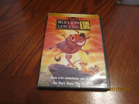 Walt Disney's The Lion King 1 & A Half On DVD