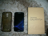 Samsung Galaxy S4 used for a week, like new!