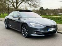 2017 Tesla Model S 100D Auto 4WD 5dr Saloon Electric Automatic