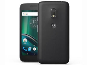 Motorola G4 Play Factory Unlocked International Edition New
