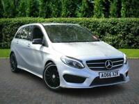 2016 Mercedes-Benz B Class 180 AMG Line Premium D Auto MPV Diesel Automatic