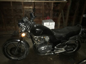 Suzuki GS 650 Tempter for sale!