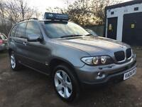 2004 BMW X5 3.0d Sport AUTO Full Service History 12 Months Mot Fully Loaded