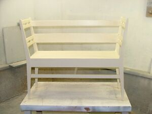 Wood Benches