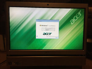 Acer Aspire Z5600, All-in-one Touchscreen