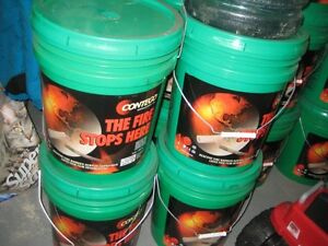 5-Gallon Pail - Fire Barrier Latex Paint