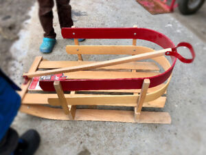 Sled for baby