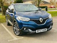 2017 Renault Kadjar 1.6 dCi Signature Nav (s/s) 5dr SUV Diesel Manual